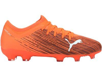 PUMA Fußball - Schuhe Kinder - Nocken ULTRA Chasing Adrenaline 3.1 FG/AG Kids Rot