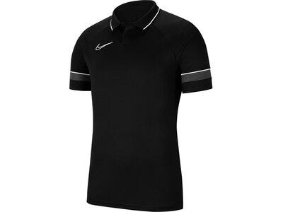 NIKE Fußball - Teamsport Textil - Poloshirts Academy 21 Poloshirt NIKE Fußball - Teamsport Textil - Schwarz