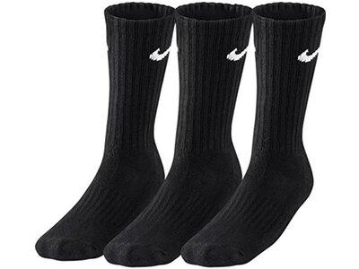 NIKE Lifestyle - Textilien - Socken Value Cotton Crew 3er Pack Socken Schwarz