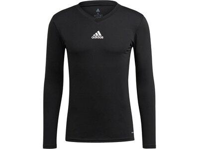 ADIDAS Underwear - Langarm Team Base Top langarm ADIDAS Underwear - Langarm Team Base Top langarm Schwarz