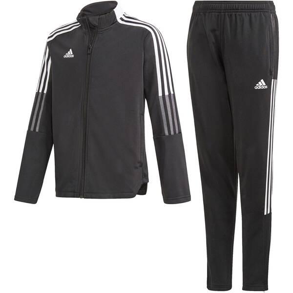 ADIDAS Fußball - Teamsport Textil - Anzüge Tiro 21 Trainingsanzug Kids