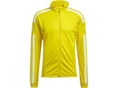 ADIDAS Fußball - Teamsport Textil - Jacken Squadra 21 Trainingsjacke Gelb