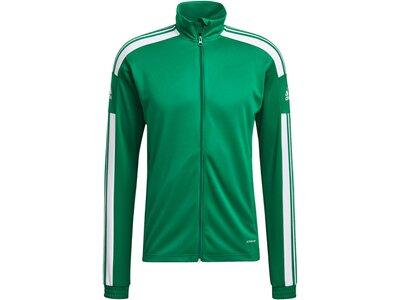 ADIDAS Fußball - Teamsport Textil - Jacken Squadra 21 Trainingsjacke Grün