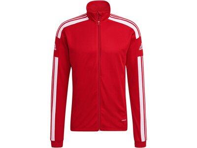 ADIDAS Fußball - Teamsport Textil - Jacken Squadra 21 Trainingsjacke Rot