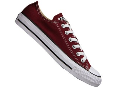 CONVERSE Lifestyle - Schuhe Herren - Sneakers Chuck Taylor AS Low Sneaker Dunkel Rot