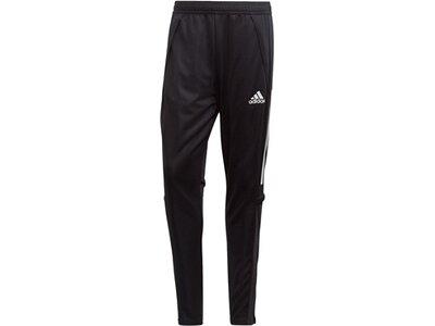 ADIDAS Fußball - Teamsport Textil - Hosen Condivo 20 Trainingshose Dunkel Schwarz