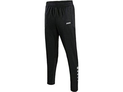 JAKO Fußball - Teamsport Textil - Hosen Allround Trainingshose lang Schwarz