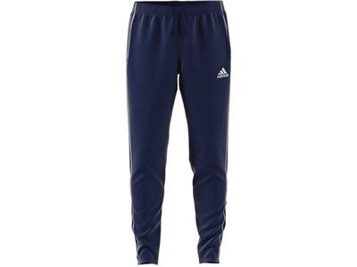 adidas Herren Core 18 Trainingshose Blau