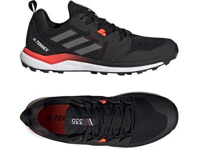 adidas HerrenTERREX Agravic Trailrunning-Schuh Schwarz
