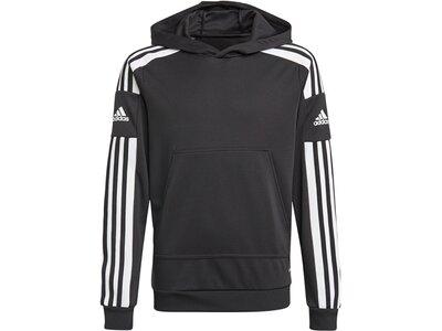 ADIDAS Fußball - Teamsport Textil - Sweatshirts Squadra 21 Hoody Kids Schwarz