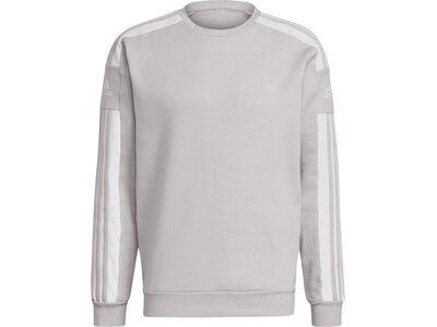 ADIDAS Fußball - Teamsport Textil - Sweatshirts Squadra 21 Sweatshirt ADIDAS Fußball - Teamsport Tex Silber