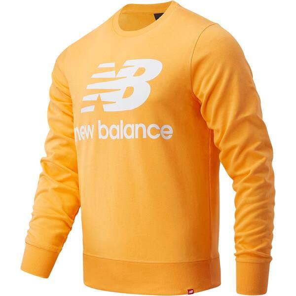 NEWBALANCE Lifestyle - Textilien - Sweatshirts Essentials Logo Sweatshirt