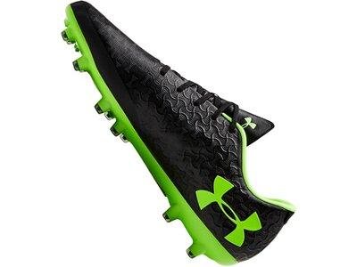 UNDERARMOUR Fußball - Schuhe - Nocken Magnetico Pro FG Schwarz