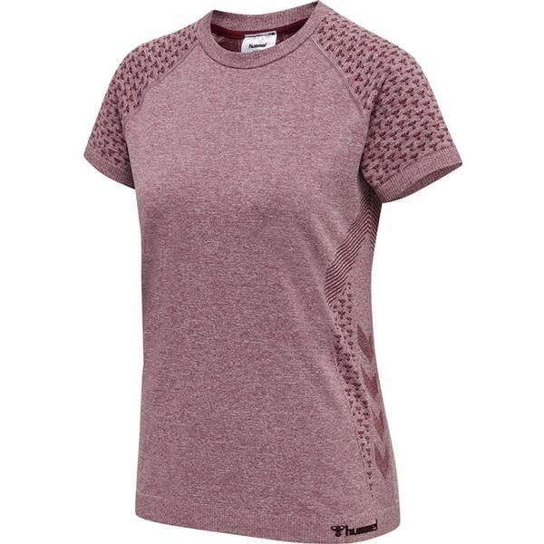 HUMMEL Damen Shirt hmlCI SEAMLESS T-SHIRT