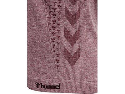 HUMMEL Damen Shirt hmlCI SEAMLESS T-SHIRT Pink