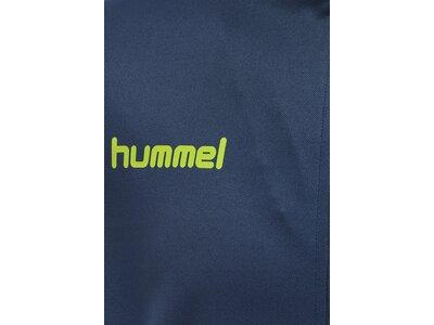 HUMMEL Herren Sportanzug hmlPROMO POLY SUIT Blau