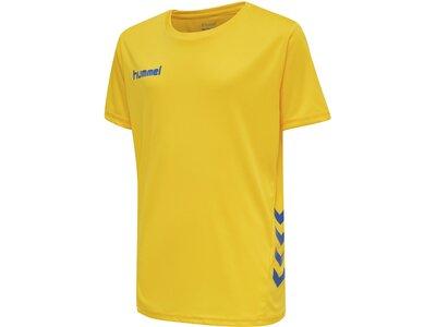 HUMMEL Fu?ball - Teamsport Textil - Trikots Promo Duo Trikotset kurzarm Kids Gelb