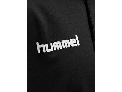 HUMMEL Male hmlPROMO POLY HOODIE Schwarz