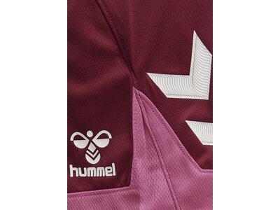 HUMMEL Herren Shorts LEAD WOMENS POLY Rot