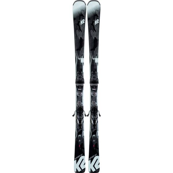 K2 Damen All-Mountain Ski ANTHEM 74 ER3 10 COMPACT QUIKCLIK