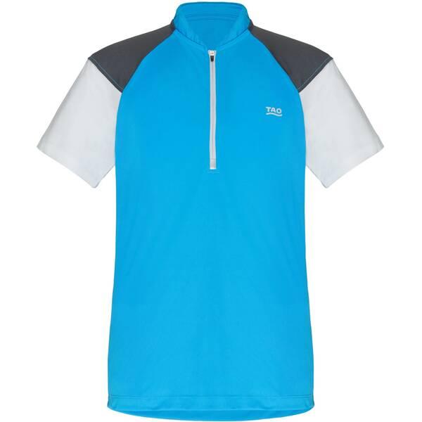 TAO Nachhaltiges Herren Funktions Zip-Shirt ENFYS