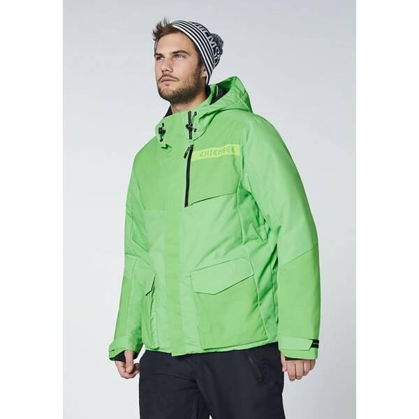 CHIEMSEE Skijacke mit abnehmbarer Kapuze