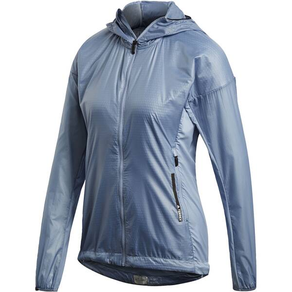 ADIDAS Damen W Agravic Alpha Hooded Shield Jacke