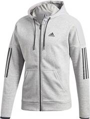 "ADIDAS Herren Sweatjacke ""Sport ID Logo Fleece Full-Zip Hoodie French Terry"""