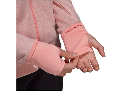 ADIDAS Damen Sweatjacke Pink