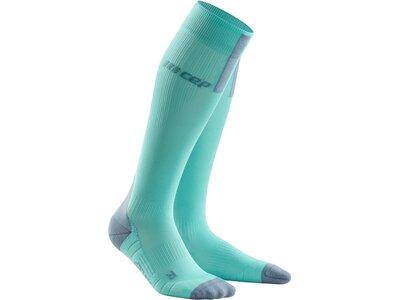 "CEP Damen Laufsocken ""Run Compression Socks 3.0"" Blau"