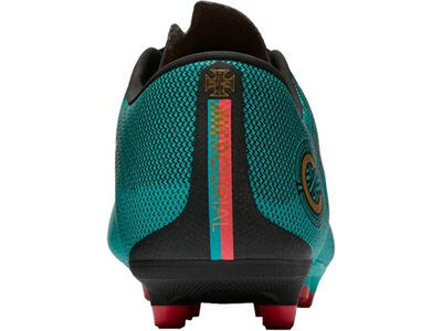 NIKE Fußball - Schuhe - Nocken Mercurial Vapor XII Academy CR7 MG Blau