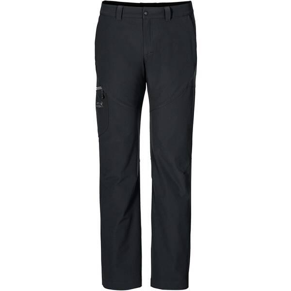 JACK WOLFSKIN Herren Wanderhose / Softshellhose Chilly Track XT Pants Men   Bekleidung > Hosen > Outdoorhosen   Black   JACK WOLFSKIN