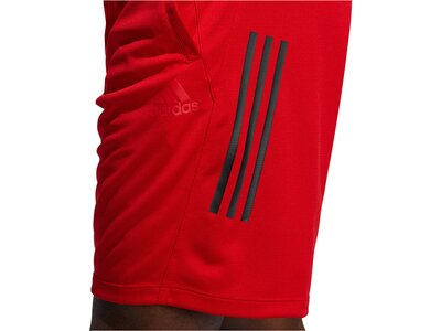 """ADIDAS Herren Fitnessshorts """"3S Knit Shorts"""" Rot"""