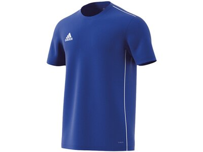 ADIDAS Fußball - Teamsport Textil - T-Shirts Core 18 Trainingsshirt Blau