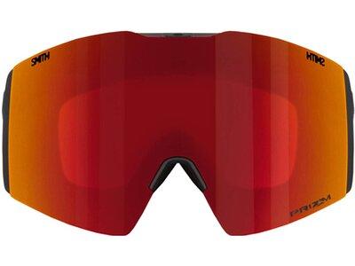 "OAKLEY Skibrille ""Fall Line XL"" Rot"