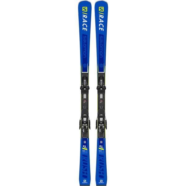 """SALOMON Skier """"X S/Race Rush SL"""" inkl. Bindung """"X12 TL"""""""