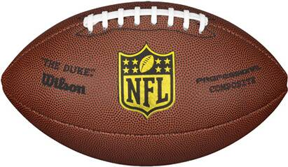 WILSON American Football NFL The Duke