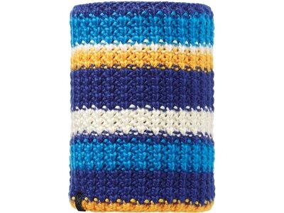 BUFF Kinder Schal Knitted & Polar FLEECE ADEN Bunt