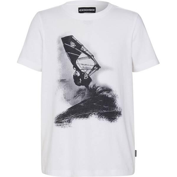 CHIEMSEE T-Shirt Kids mit Frontprint - GOTS zertifiziert