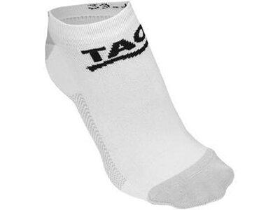 TAO Atmungsaktive Funktions Sneakersocken FOOTLETS Weiß