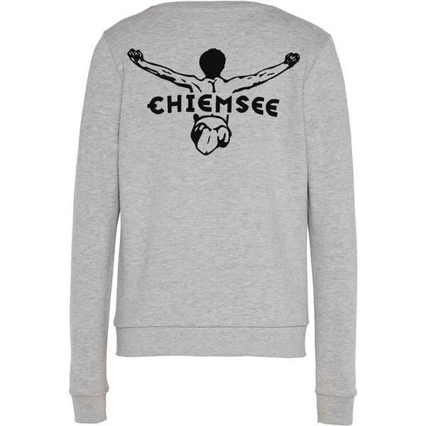 CHIEMSEE Sweatshirt Kids mit großem CHIEMSEE Jumper Print am Rücken