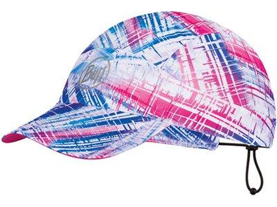 """BUFF Damen Cap """"Pack Run Cap R-Wira Multi"""" Pink"""