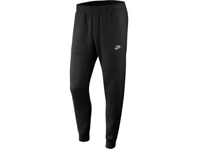 "NIKE Herren Sweathose ""Club Fleece"" Schwarz"