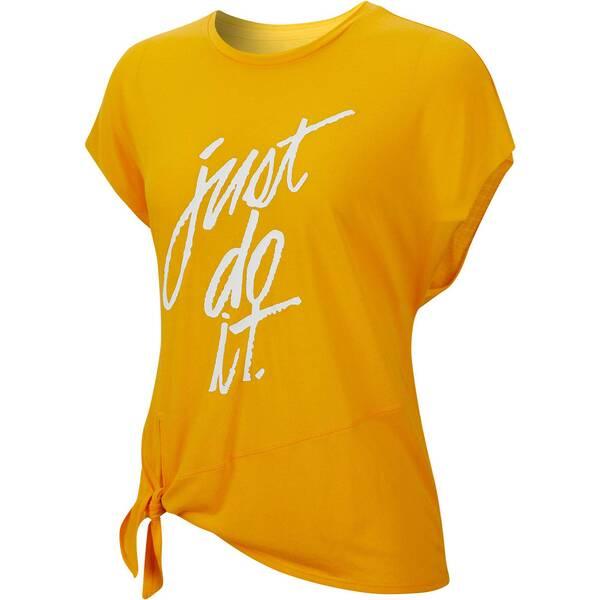 "NIKE Damen Trainingsshirt ""Side-Tie"""