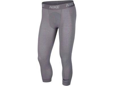 NIKE Herren Unterhose / Yoga-Hose Grau