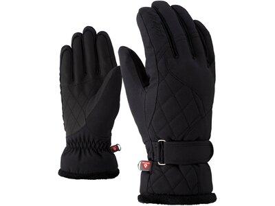 "ZIENER Damen Handschuhe ""Keysa PR Lady"" Schwarz"