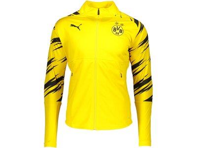 PUMA Replicas - Jacken - National BVB Dortmund Stadium Jacke Gelb