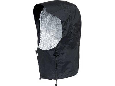 VAUDE Regenkapuze Spray Hood III Grau