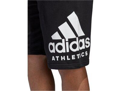 ADIDAS Herren Trainingsshorts Sid Athletics Schwarz