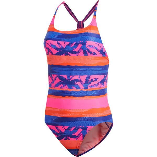 Bademode - ADIDAS Damen Badeanzug Allover Print › Blau  - Onlineshop Intersport